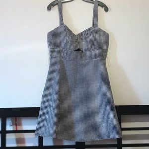 Charlotte Russe Checkered Dress